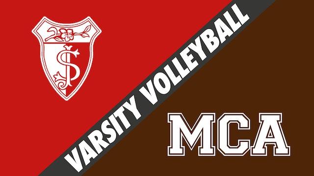 Varsity Volleyball: St. Joseph's vs Mount Carmel