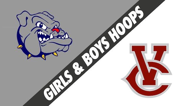 Girls & Boys Basketball: Centerville vs Vermilion Catholic