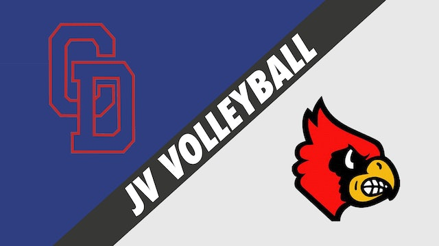 JV Volleyball: Country Day vs Sacred Heart