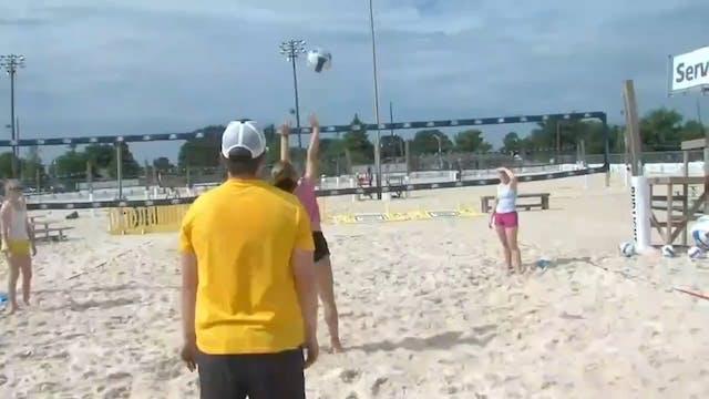 AVPNext Gold Tournament: Court One- S...