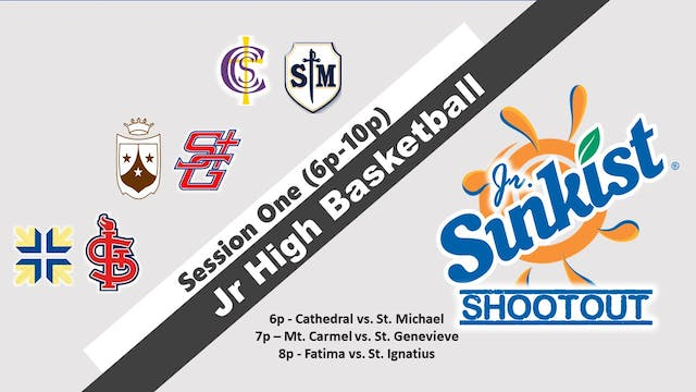 Jr. Sunkist Shootout: Session 1