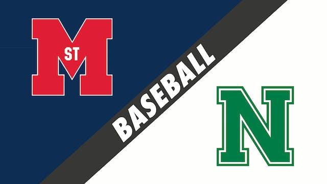 Baseball: St. Martin's Episcopal vs N...