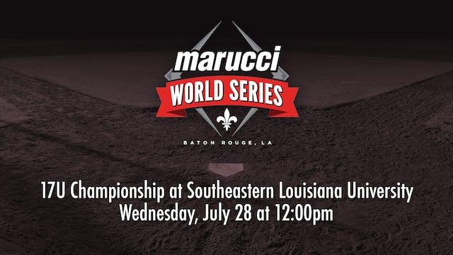 Marucci World Series: 17U Championship