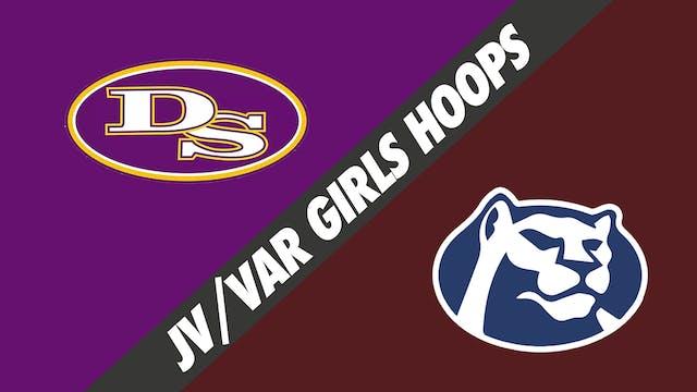 JV & Varsity Girls Basketball: Denham...
