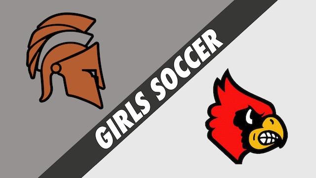 Girls Soccer: Houma Christian vs Sacred Heart