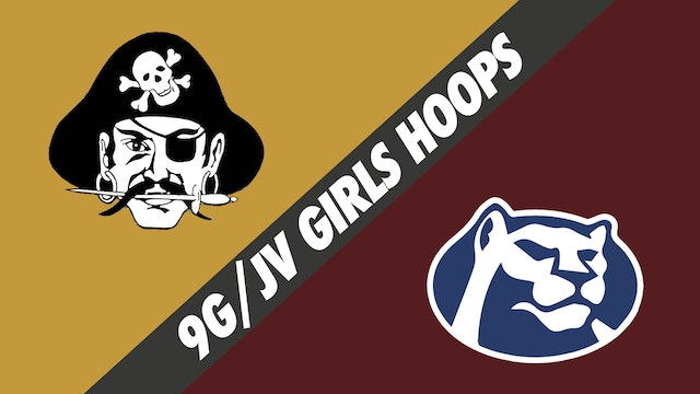 Freshman/JV Girls Basketball: Kaplan vs St. Thomas More - Part 2