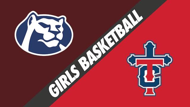Girls Basketball: St. Thomas More vs Teurlings