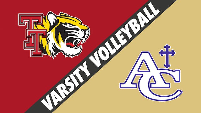 Varsity Volleyball: Terrebonne vs Asc...