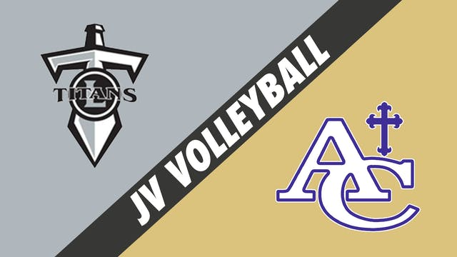 JV Volleyball: Lakeshore vs Ascension...