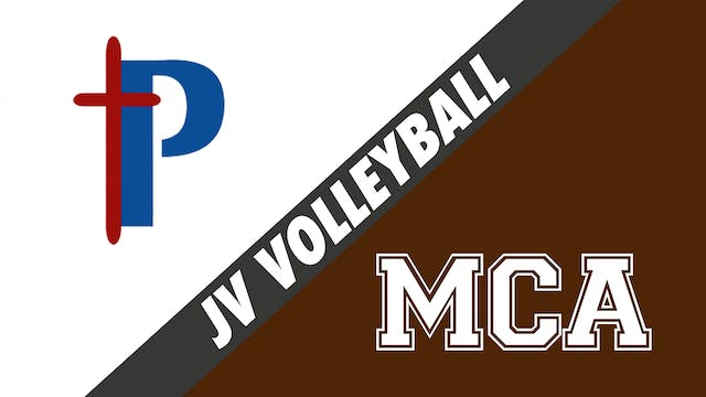 JV Volleyball: Parkview Baptist vs Mo...