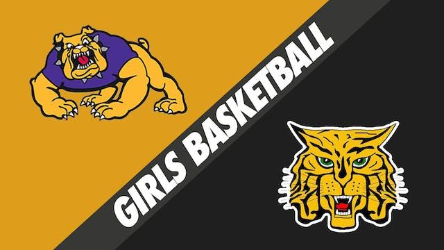 Lutcher vs St. James- Girls Basketball