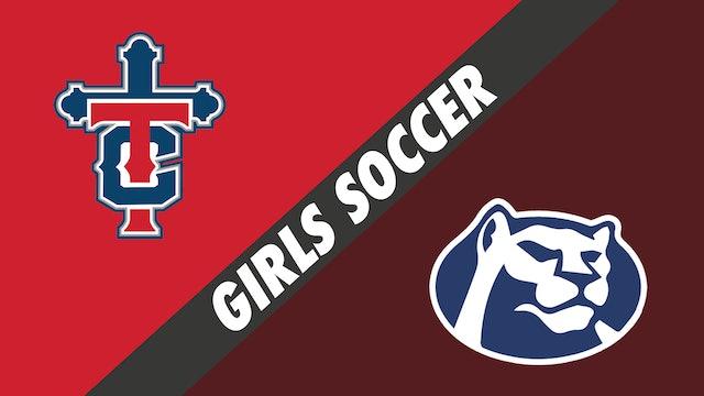 Girls Soccer: Teurlings Catholic vs St. Thomas More