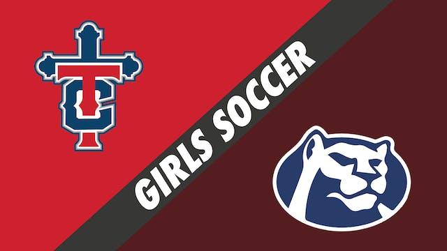 Girls Soccer: Teurlings Catholic vs S...