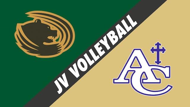 JV Volleyball: Highland Baptist v Ascension Catholic
