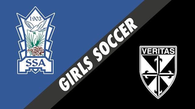 Girls Soccer: St. Scholastica vs Domi...