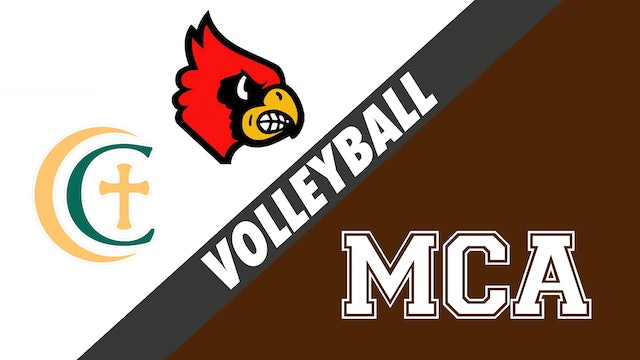Volleyball Scrimmage: Sacred Heart and Cabrini at Mt. Carmel