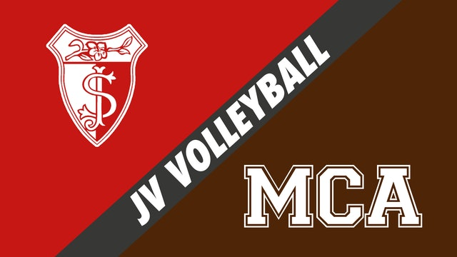 JV Volleyball: St. Joseph's vs Mount Carmel