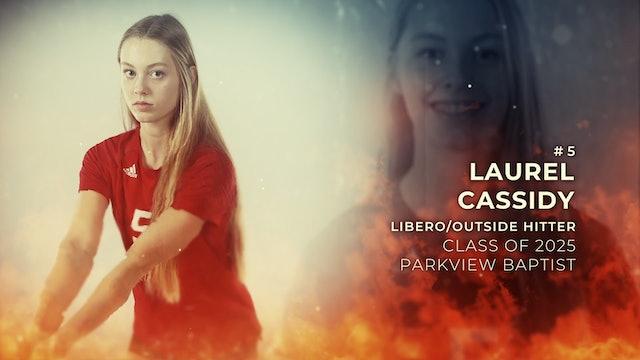 Ignite Introduction: Laurel Cassidy