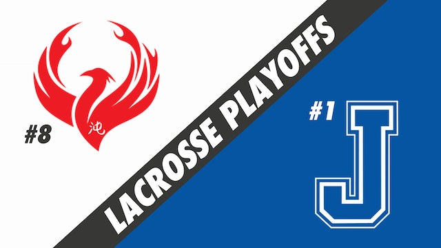 Lacrosse Playoffs: Chaos vs Jesuit