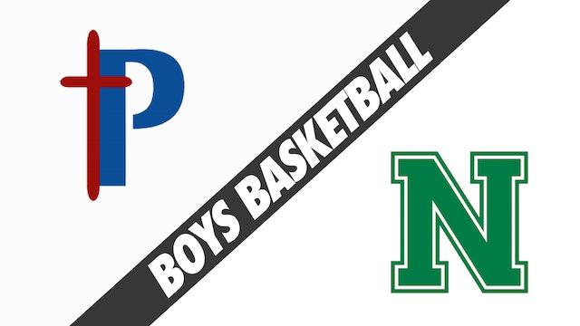 Boys Basketball: Parkview Baptist vs Newman