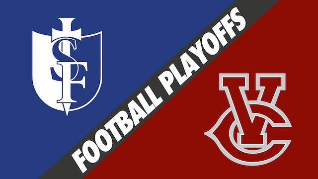 Football Playoffs: St. Frederick's vs...