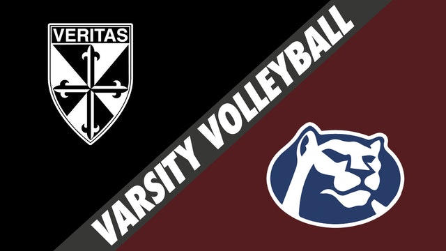 Varsity Volleyball: Dominican vs St. Thomas More
