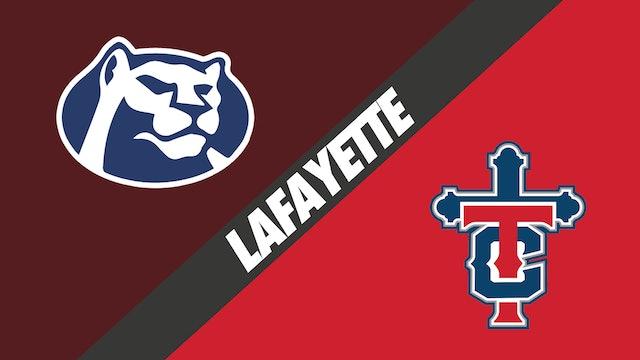 Lafayette: St. Thomas More vs Teurlings Catholic