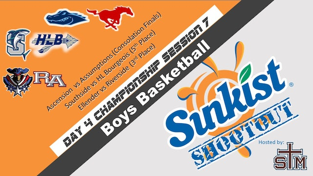 STM Sunkist Shootout: Championship Round- Day 4 Session 7