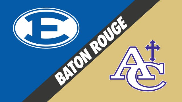 Baton Rouge: Erath vs Ascension Catholic