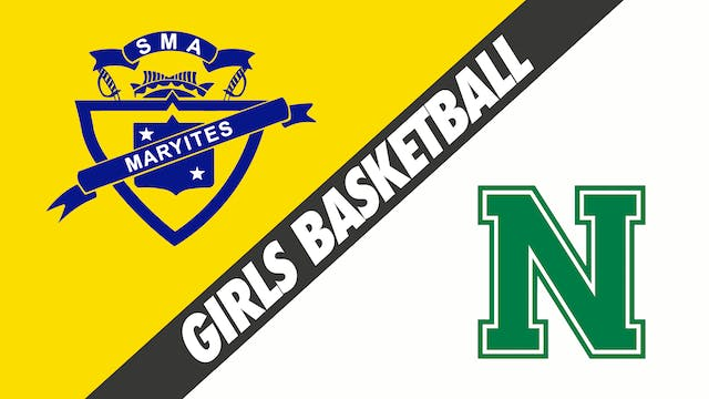 Girls Basketball: St Mary's vs Newman