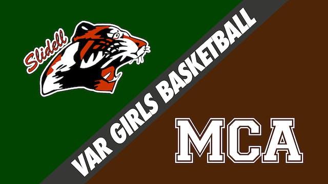 Varsity Girls Basketball: Slidell vs ...