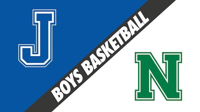 Boys Basketball: Jesuit vs Newman