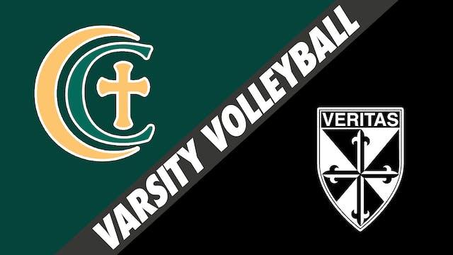 Varsity Volleyball: Cabrini vs Dominican