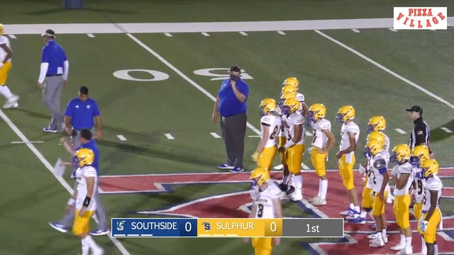 Football: Sulphur vs Southside - Part 3
