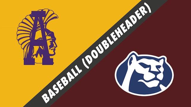 Baseball Doubleheader: Alexandria vs St. Thomas More