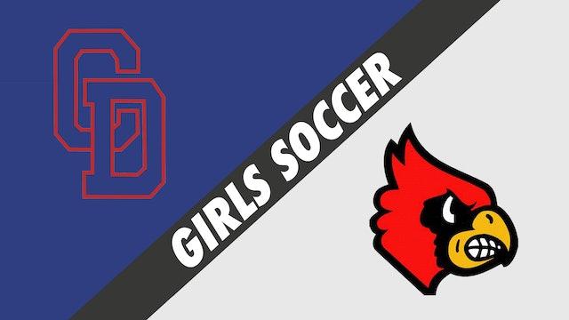Girls Soccer: Country Day vs Sacred Heart