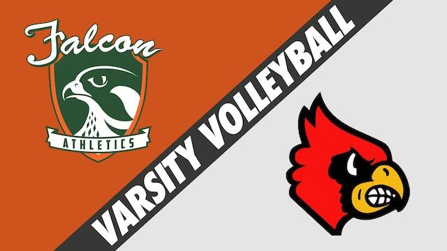 Varsity Volleyball: Ben Franklin vs Sacred Heart