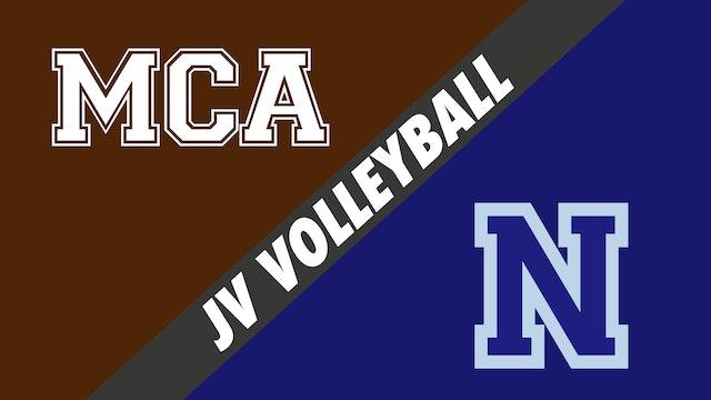JV Volleyball: Mount Carmel vs Northshore