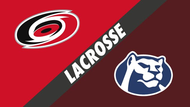 Lacrosse: Lafayette Hurricanes vs St....