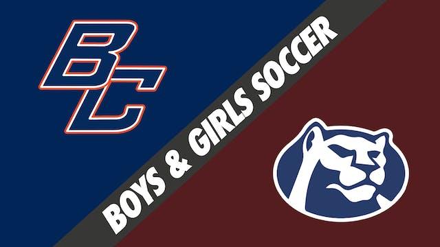Girls & Boys Soccer: Beau Chene vs St...