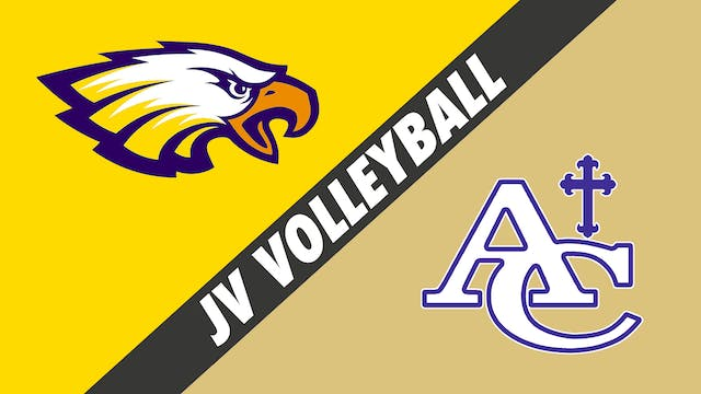 JV Volleyball: St. John vs Ascension ...