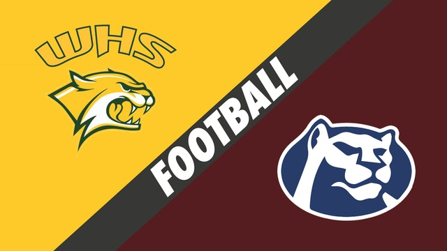 Football: Walker vs St. Thomas More
