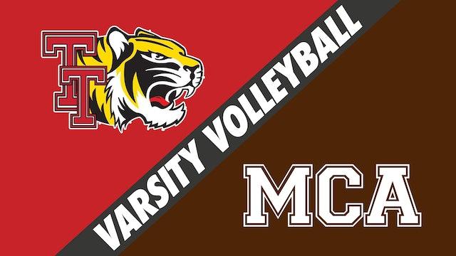 Varsity Volleyball: Terrebonne vs Mt. Carmel
