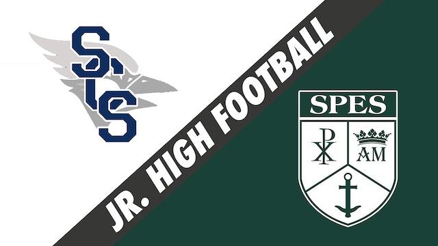 Junior High Football: St. Cecilia vs St. Pius
