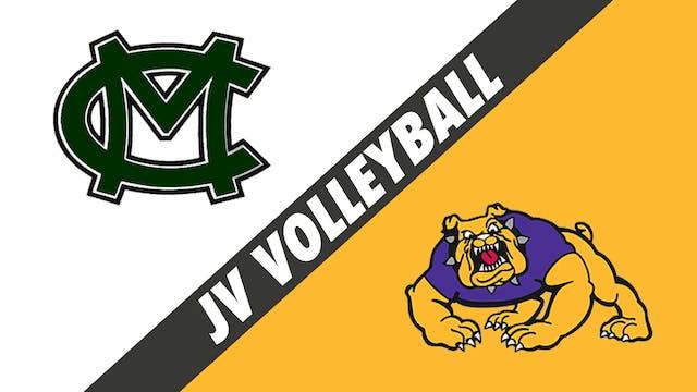 JV Volleyball: Morgan City vs Lutcher