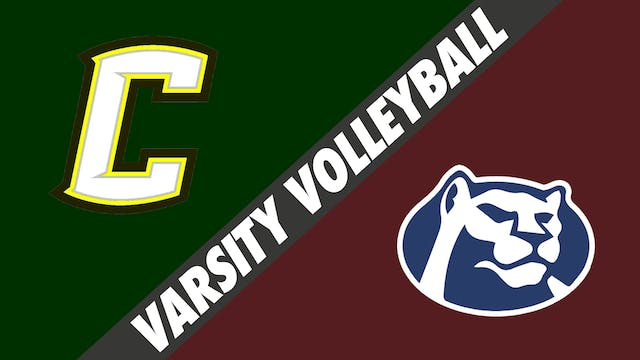 Varsity Volleyball: Cecilia vs St. Th...
