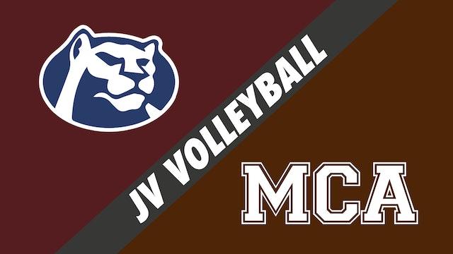 JV Volleyball: St. Thomas More vs Mount Carmel