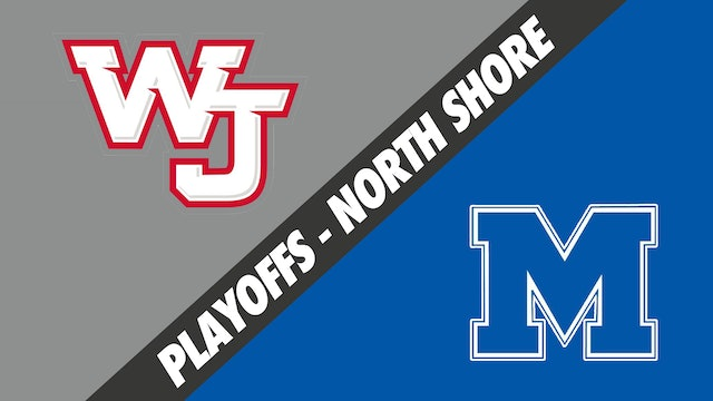North Shore Playoffs: West Jefferson vs Mandeville