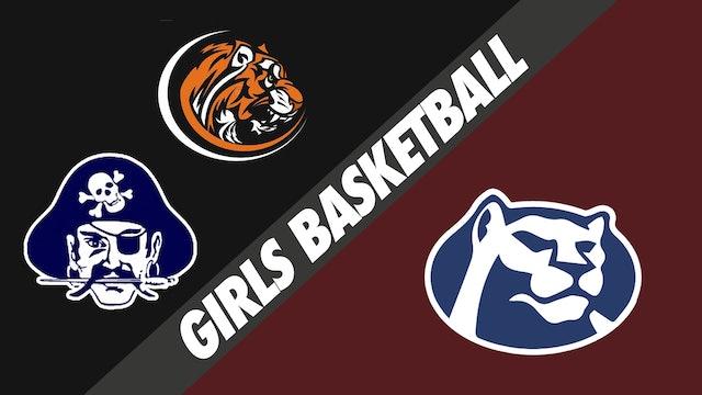 Girls Basketball Scrimmage: Opelousas & Barbe vs St. Thomas More