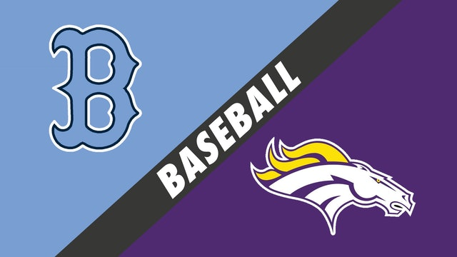 Baseball: Barbe vs Sam Houston